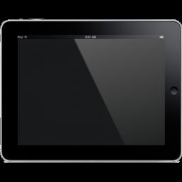 Ipad Tablet Landscape Computer Blank Hardware Ico Ipad 256px Icon Gallery