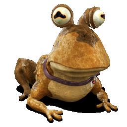 Hypnotoad Animal Frog Toad Futurama 256px Icon Gallery