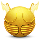 Golden Snitch Harry Potter Harry Potter 128px Icon Gallery