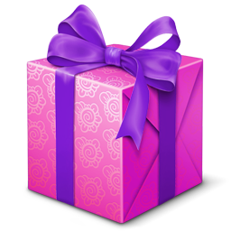 Gift Present Gifts 256px Icon Gallery
