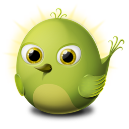 Animal Twitter Bird Sunbird Birdies 256px Icon Gallery