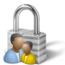 Login register security manager lock private