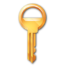 Password privacy lock key