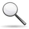 Search magnifying glass zoom find