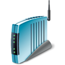 Wlan wireless router modem