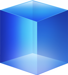 Cube / 3D Shapes / 117px / Icon Gallery