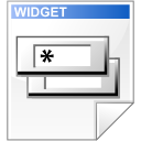 Widget document