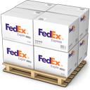 Fedex shipping boxes