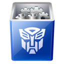 Bin decepticon full transformers recycle