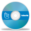Cd disc twitter dvd