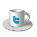 Coffee twitter cup