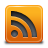 Feed rss orange