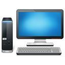 Computer desktop pc