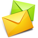 Envelopes emails