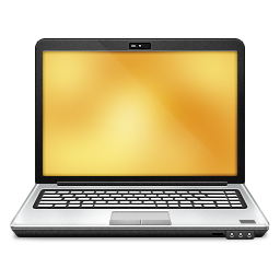 Notebook laptop computer