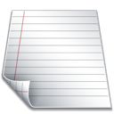 Page document paper file