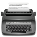 Editor publish typewrite
