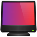 Computer screen monitor