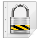 File safe lock secure