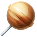 Lollypop jupiter planet