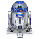 Robot star wars r2d2 droid