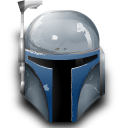 Star wars jango fett bounty hunter helmet