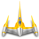 Starfighter naboo star wars