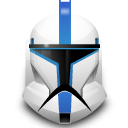 Clone helmet star wars