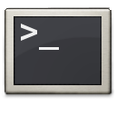 Shell terminal commandline prompt