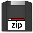 Dev zipdisk storage