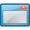Window program user interface