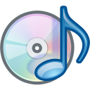 Cdrom musicplayer
