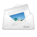 Email letter newsletter mail envelope
