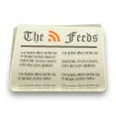 Feed feeds rss news paper
