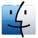 Apple finder mac logo