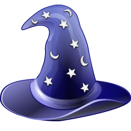 magic wizard hat fresh add on 256px icon gallery