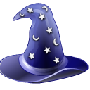 Magic wizard hat