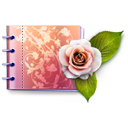 Flowers catalog carnet love flower lovely rose