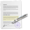 Document contract signature