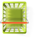 Shopping basket ecommerce webshop