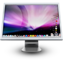 Cinema display apple monitor mac screen