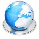 World internet hosting network server browser