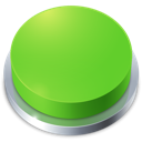 Button go perspective green