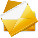 Receive send envelope mail email newsletter