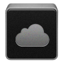 Cloud black mobileme