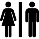 Sign Language For Bathroom  Free Clipart