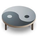 Table ying yang