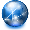 Web planet network global internet seo