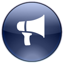 Megaphone promote notifications announcement advetisement blog