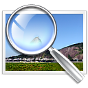 Zoom find magnifying glass image search
